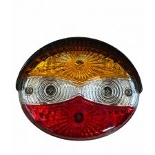 Stop Lamba Çok Amaçlı Oval Şapkalı