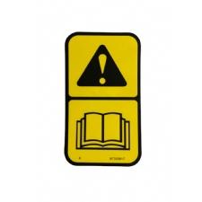 Etiket Genel Uyarı TT-TD Serisi