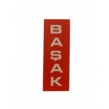 Ön Panjur Başak Yazısı PVC